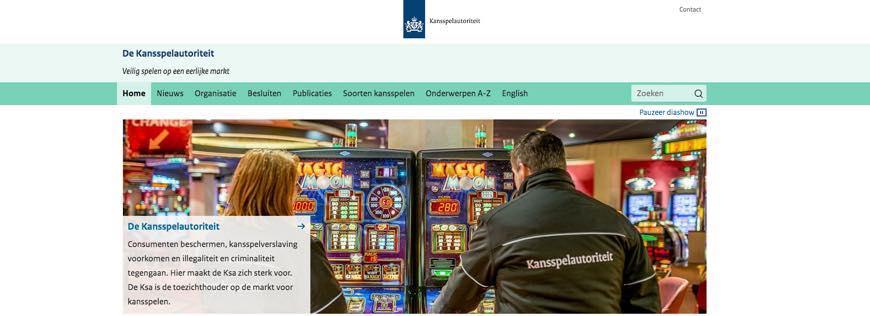 De Kansspelautoriteit Veilig spelen op een eerlijke markt