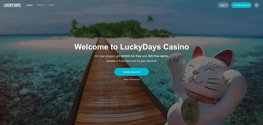 LuckyDays Casino